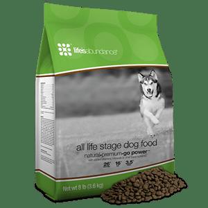 Life S Abundance All Life Stage Premium Dog Food Healthy